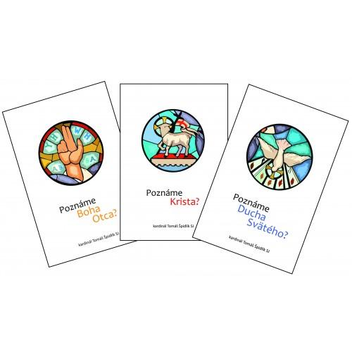 balíček kníh Poznáme Najsvätejšiu Trojicu?